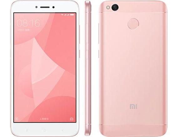 Spesifikasi dan Fitur Xiaomi Redmi 4X