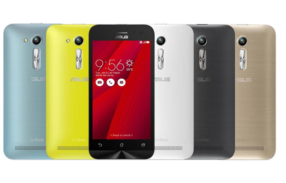 Harga dan Spesifikasi Asus Zenfone Go ZB450KL